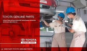 Toyota Auto Parts - Philippines