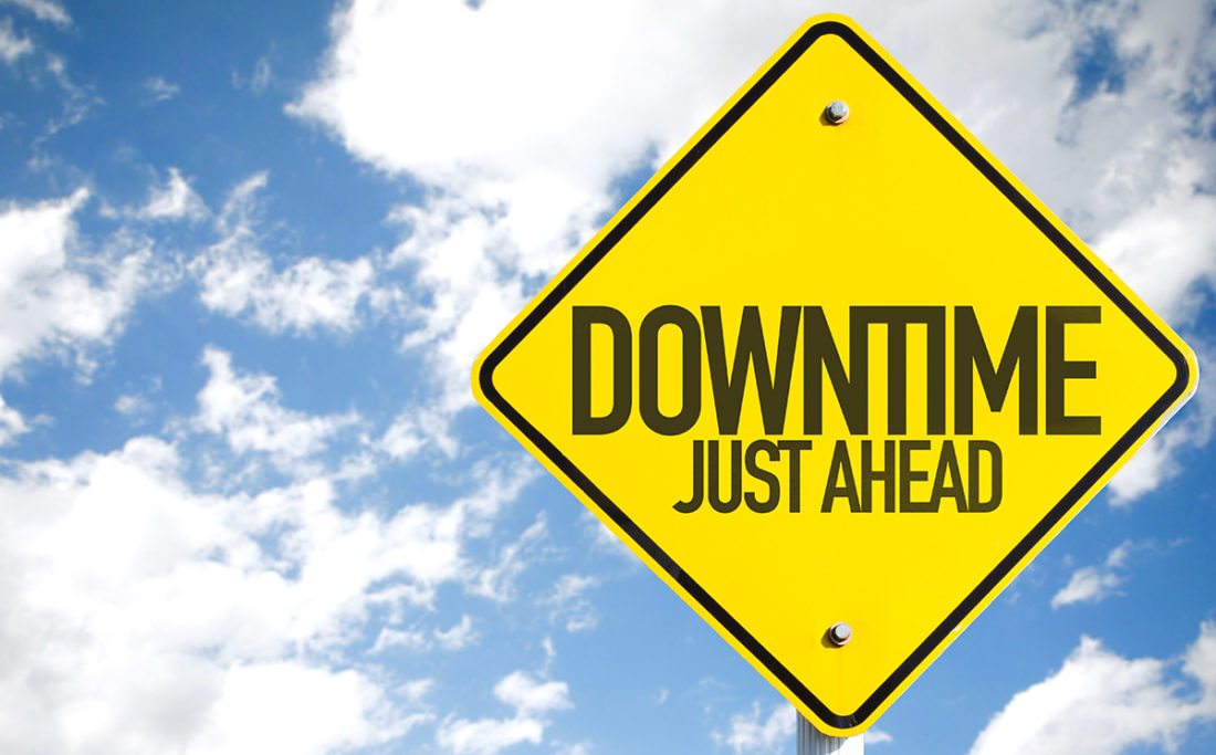 Downtime - A Necessary Evil - Energy Control Systems